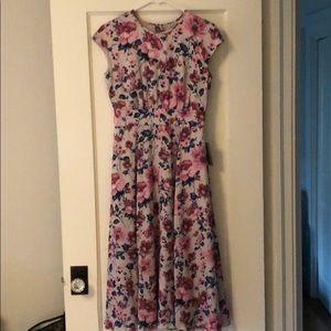 NWT gal meets glam julia dress size 2